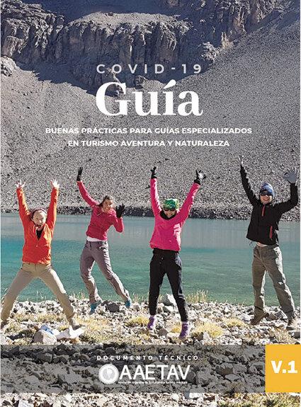 Guía de Buenas Prácticas para Guías Especializados en Turismo Aventura y Naturaleza | COVID-19